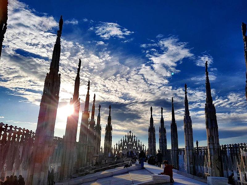 Pass esclusivi per l\'accesso al Duomo di Milano scontati del 15% :: Shop