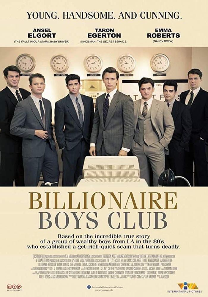 Billionaire Boys Club (Versione Originale)