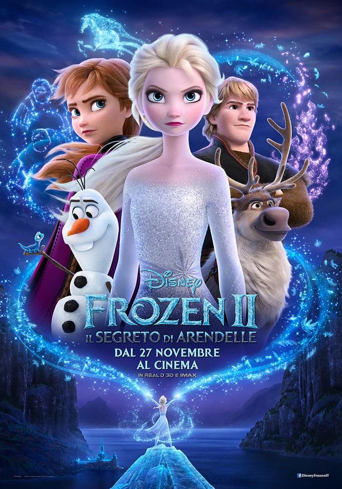 Frozen II - Il segreto di Arendelle (Versione Originale)