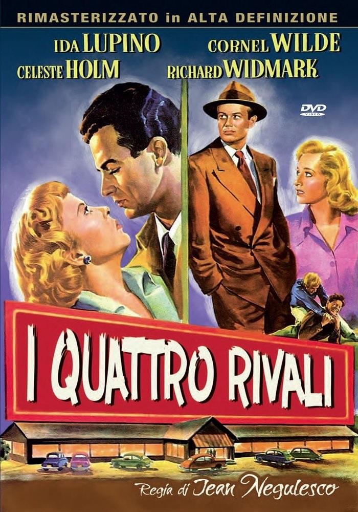 I Quattro Rivali - film a Roma