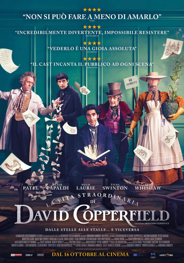 La vita straordinaria di David Copperfield (Versione Originale)
