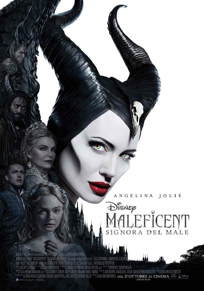 Maleficent: Signora del male