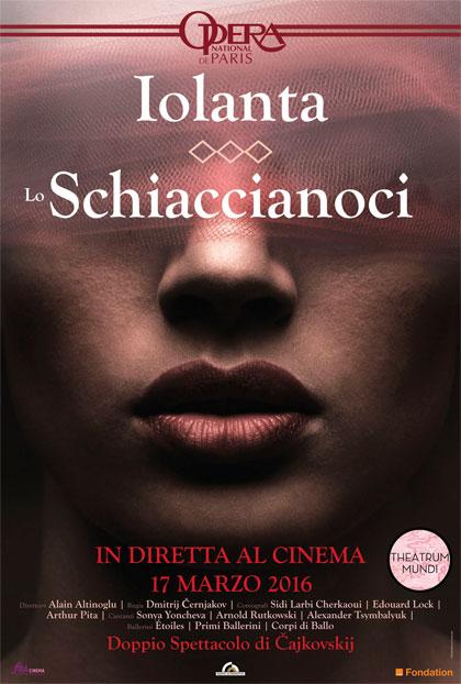 Opéra di Parigi: Iolanta - Lo Schiaccianoci