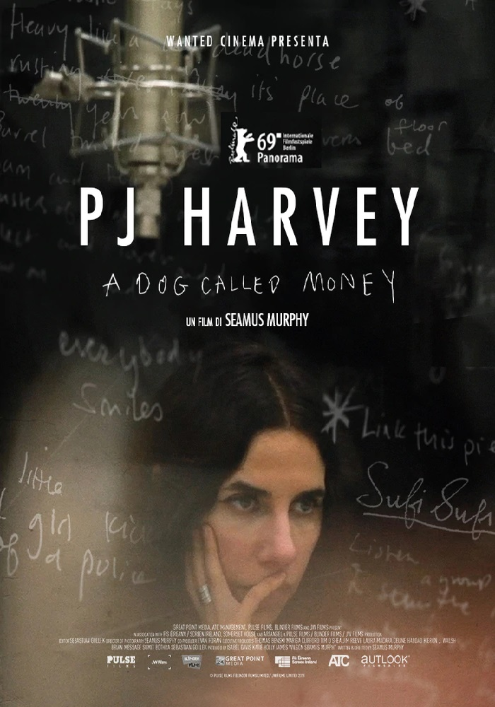 PJ Harvey - A dog called money
