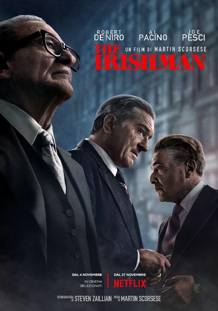 The irishman (Versione Originale)