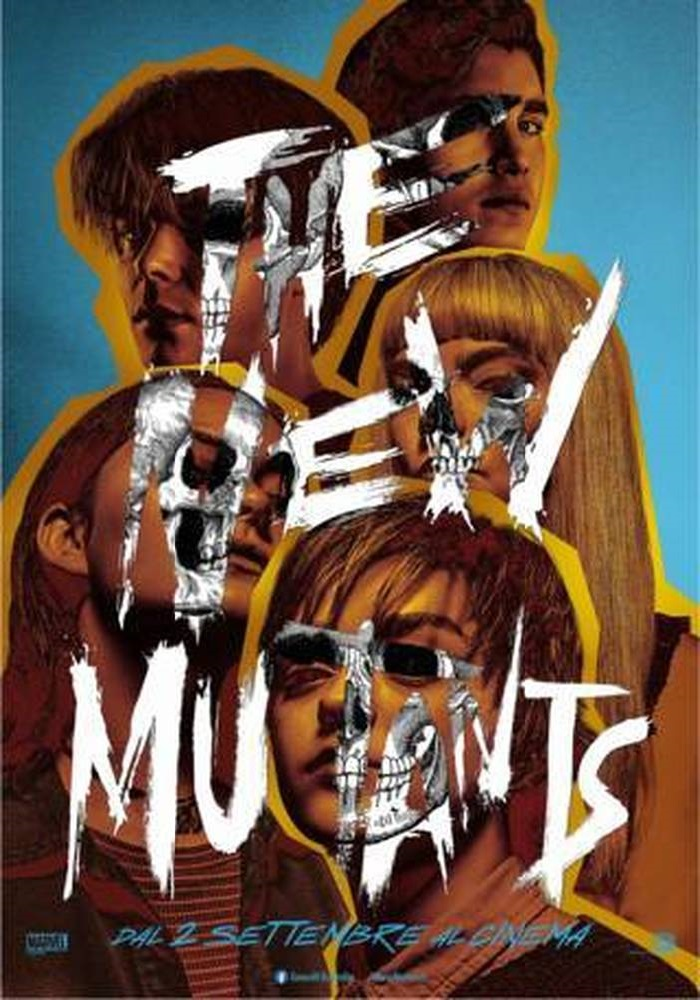 The new mutants (Versione Originale)