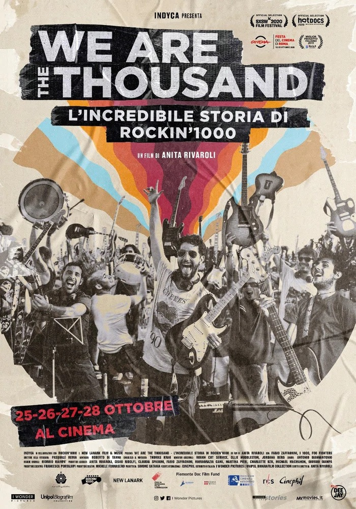 We Are the Thousand - L�incredibile storia di Rockin'1000