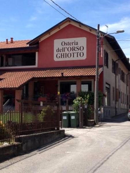 OSTERIA DELL' ORSO GHIOTTO