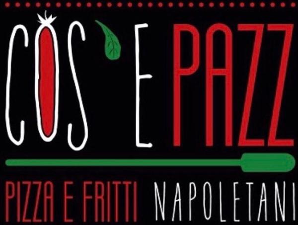 """Pizzeria """"Cos e pazz"""", pizza e fritti napoletani"""