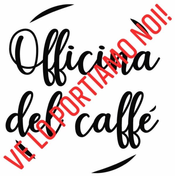 Officina del caffè a Bientina