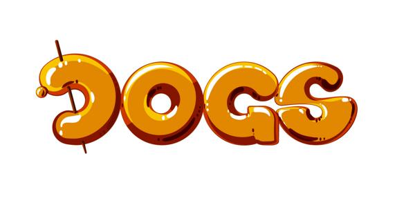 Dogs the original Hot Dog Family