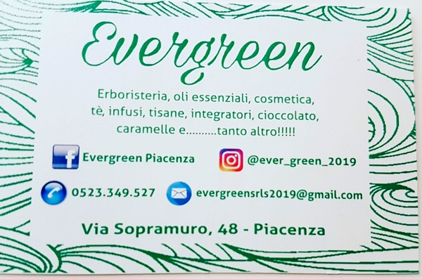 Evergreen Erboristeria