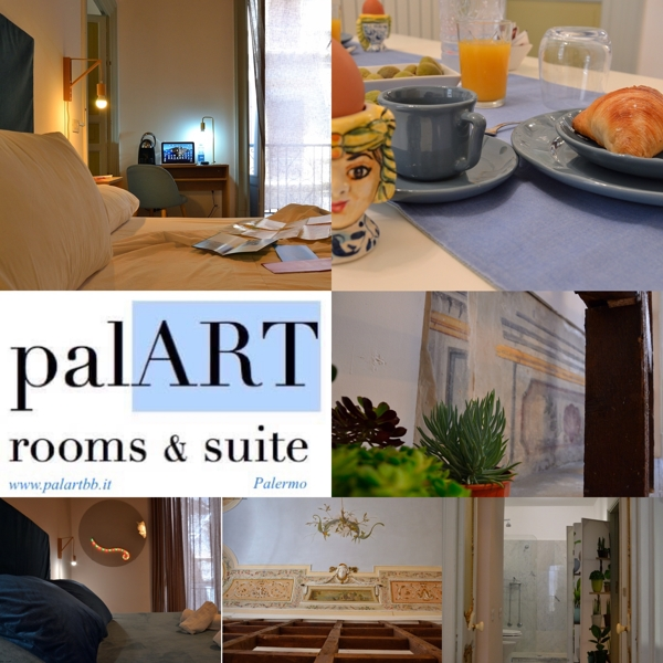 Palart rooms & suite