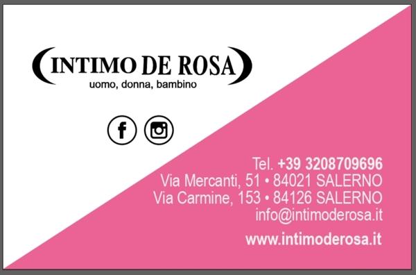 Intimo De Rosa
