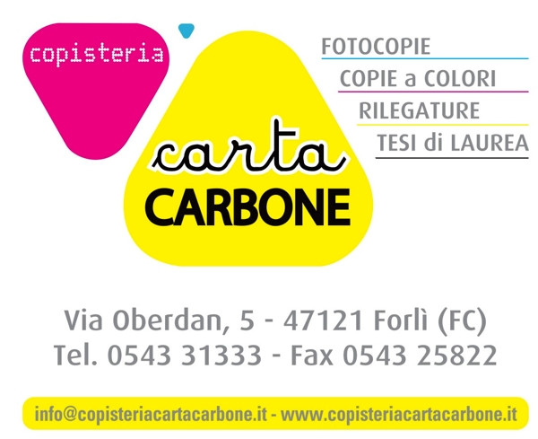 Copisteria Carta Carbone