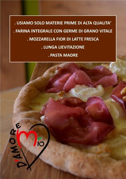 Pizzeria d'Amore Mio
