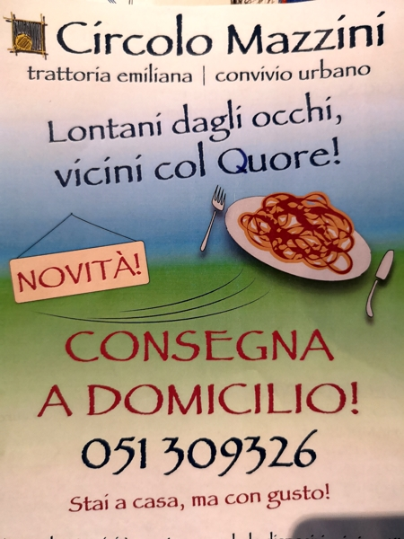 Circolo Mazzini Trattoria Emiliana