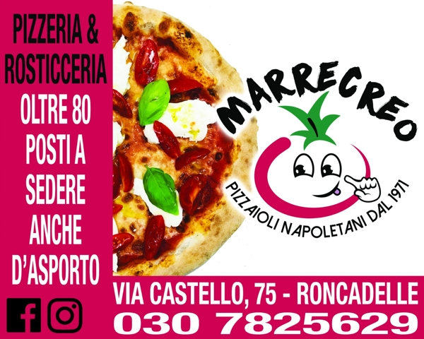 Pizzeria Marrecreo
