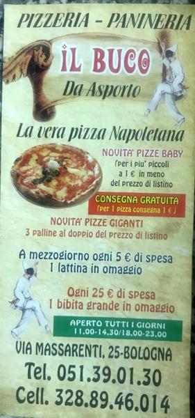 Pizzeria Il Buco