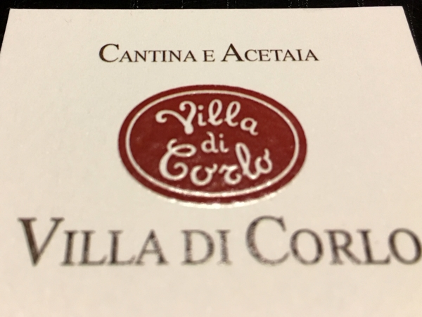Cantina Villa di Corlo