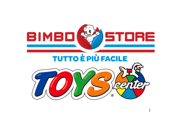 Toys center e Bimbostore