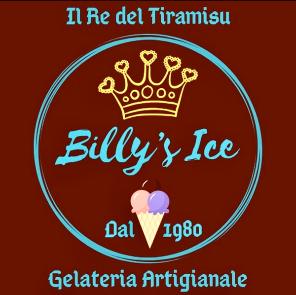 Billy's Ice il gelato il re del tiramisù