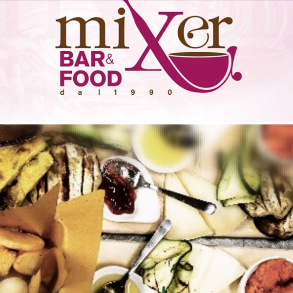 Mixer bar