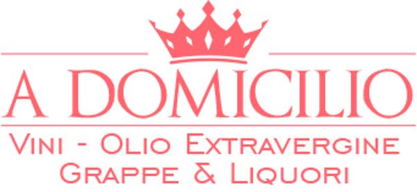 'A domicilio' - Vino, olio extravergine, liquori